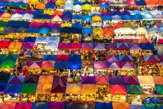 夕暮れの美しい寺院や景色に、ナイトマーケット!華やかなタイ・バンコクの魅力5選 | wondertrip 旅行・観光マガジン