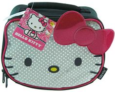 Hello Kitty Head with Pink Bow Lunch Bag 13d6eb9eb0806