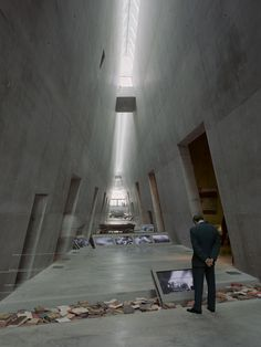 Yad Vashem Holocaust Memorial Museum | Lam Partners | Architectural Lighting Design