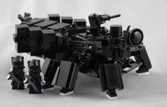 Da Brickpimp iz bringing you da latest an' greatest builder models an' LEGO® news from all ova da internet and shiz. Lego Machines, Cool Lego, Awesome Lego, Lego Mechs, Lego Group, Group Of Companies, Lego Creations, Legos, Instagram