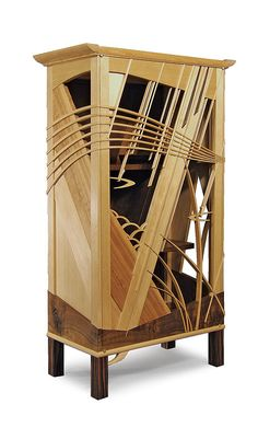 Lattice Cabinet - Reader's Gallery - Fine Woodworking