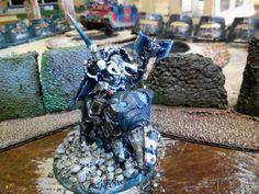 Khorne Lord on Juggernaut
