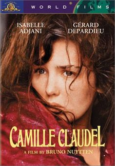 'Camille Claudel' - Isabelle Adjani, beautiful costuming.