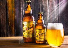 San Miguel Beer -- Welcome Home.  Cheers!