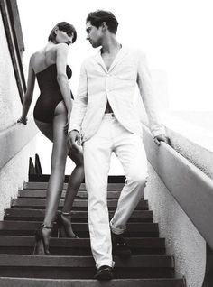 51 Fashion Editorial Couple ideas | fashion editorial couple, couple shoot,  editorial fashion