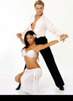 Season 10 - Nicole Scherzinger & Derek Hough