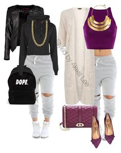 """""""Comfy casual, sexy casual"""" by sophistaglam on Polyvore"""