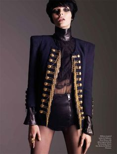 Julia by Wee Khim for Style Singapore, October 2010
