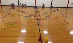 Fun gym games for kids hula hoop 29 ideas Pe Games Elementary, Elementary Physical Education, Physical Education Activities, Pe Activities, Gross Motor Activities, Health Education, Elementary Schools, Movement Activities, Science Education