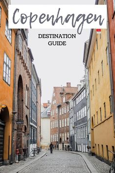 Copenhagen: 12 things to do. My travel guide with the list of places I visited and ate at in Copenhagen #copenhagentravel #copenhagentravelguide #copenhagenthignstodo #denmarktravel Travel List, Travel Europe, European Travel, Travel Guides, Travel Destinations, Visit Denmark, Denmark Travel, Beautiful Places To Visit, Cool Places To Visit