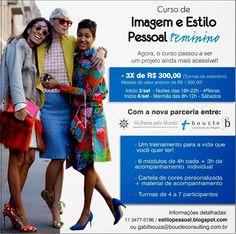 Estilo Pessoal: Curso de Imagem e Estilo Pessoal Feminino - Os val...