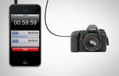 TriggerHappy Camera Remote ($69.99) for Nikon and Canon DSLR Cameras is a patent-pending camera remote to control your DSLR or high-end point-and-shoot camera with an iOS or Android device.    TriggerHappy consists of the Unit (a one meter cable with a very small, embedded signalprocessorthat connects you camera to your phone) and the App to control your device.    Any iOS or Android device is compatible.
