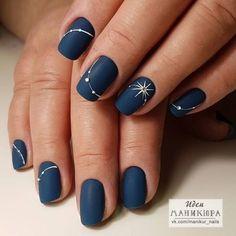 nails for prom gold \ nails for prom . nails for prom silver . nails for prom white . nails for prom pink . nails for prom black . nails for prom red dress . nails for prom neutral . nails for prom gold Manicure Nail Designs, Manicure E Pedicure, Acrylic Nail Designs, Nail Art Designs, Acrylic Art, Nails Design, Navy Nail Designs, Acrylic Nails Autumn, Short Nail Manicure
