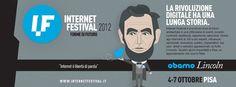 """Obamo Lincoln: uno degli """"spiriti guida"""" del festival"""