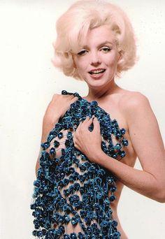 """marilyn monroe auction items   dananod: """"missmonroes: """" Marilyn Monroe photographed by Bert Stern ..."""