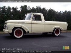 1961 Ford F100 Pickup Truck