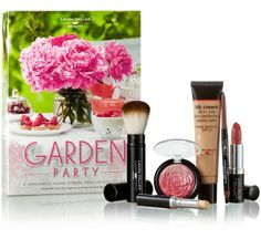 """Laura Geller Beauty Garden Party Kit  was featured in a segment last Friday titled, """"Glamorous Gifts for Mother's Day"""" on News Channel 8 """"Let's Talk Live."""""""