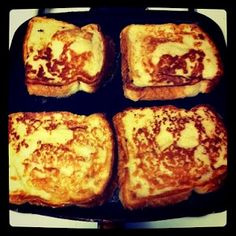 Militant Vegan Cooking: Easy Vegan French Toast...I would use a different type of milk since I can't have soy.