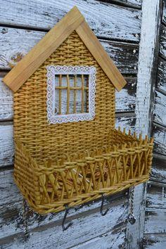 Дом, в котором живут корзины
