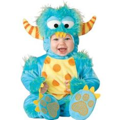 Infant Monster Halloween Costume