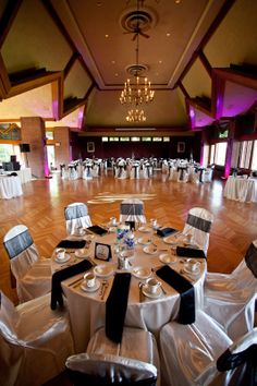 Need a large dance floor? We have that too!  www.eccgolf.com