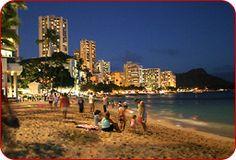 Pin 7 - Honolulu, Hawaii's my hotspot travel destination. #bareMinerals #READYtowin