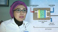 HERSTORY: Profesor perempuan Indonesia ini telah mengembangkan bahan bakar alternatif. Kendaraan bermotor dapat memanfaatkannya untuk mendapat energi yang bersih. Menjaga langit dari kebocoran akibat polusi BBM. Ia Prof Dr Eng Eniya Listiani Dewi.