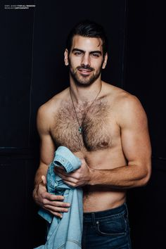 Feb. 4, 2016 - BuzzFeed.com - Photo gallery: These latest of model Nyle DiMarco will give you NSFW thoughts