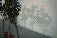 shadow sculptures are awesome
