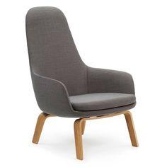 Normann Copenhagen Era Lounge Chair - High Back