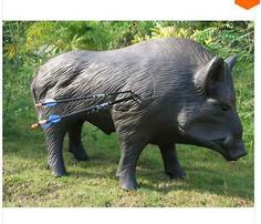 3d #archery target pig hog wild boar bow #crossbow hunting real practice #animal ,  View more on the LINK: http://www.zeppy.io/product/gb/2/301881002763/