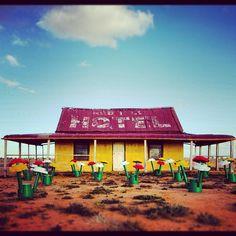 Australian Life Size LEGO House. From LEGO Instagram