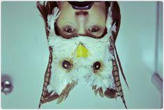 /// my masks by camila cornelsen, via Behance