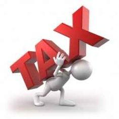 flat tax problems