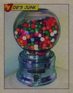 Ford Gum ball machine