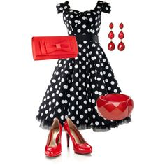 I think I would break out in song and dance all day if I wore this outfit.  Love it!