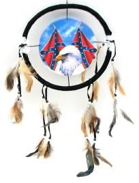 Eagle With Confederate Flag Mandela - Dream Catcher Country Boy Can Survive, Country Boys, Native American Art, American Flag, Confederate Flag, Dream Catcher, Eagle, Survival, Long Live