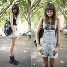 Check out Doc martens looks from real people around the world. Dr Martens Outfit, Doc Martens Style, Indie Fashion, Daily Fashion, Retro Fashion, Grunge Outfits, Fall Outfits, Casual Outfits, Doc Martens Women