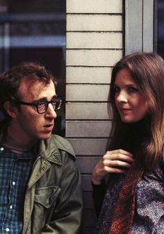 Annie Hall (1977) Woody Allen and Diane Keaton -- Costume Designer: Ruth Morley