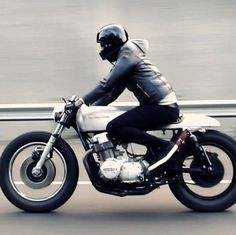 Try new Things: Motorcycling - AskMen