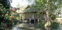 Rip van Winkle Gardens, Louisiana,  Jefferson Island