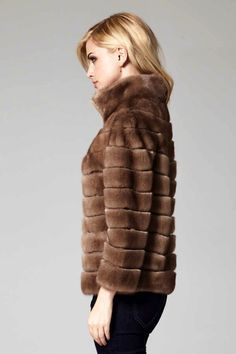 LILLY E VIOLETTA #fashion #fur #mink #jacket #luxury #lillyevioletta @lillyevioletta1