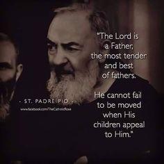 St. Pater Pio