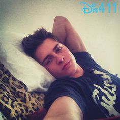 Billy Unger Had A Chance To Sleep In January 21, 2014