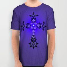 Add Maiorem Dei Gloriam All Over Print Shirt