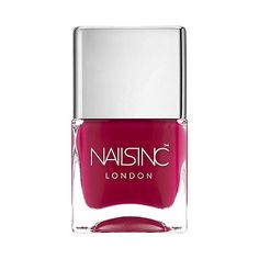 Super glossy, long lasting, intense colour. Piccadilly Circus is the perfect shade to take you from day to night.