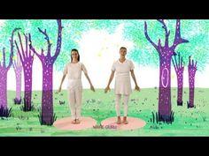 """YOGIC / Yoga para niños - Cápsula """"Los astronautas del espacio Interior"""" - YouTube"""