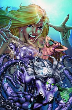 Grimm Fairy Tales Myths and Legends