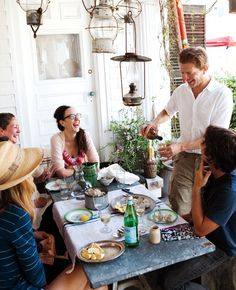Escape to the Cape: A Weekend in Provincetown with Designer John Derian: BA Daily:  bonappetit.com