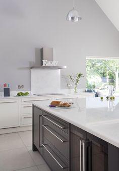 Caple in-line wine cooler Kitchen Island, Wine, Home Decor, Interior Design, Home Interiors, Decoration Home, Island Kitchen, Interior Decorating, Home Improvement